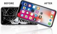 iphone broken glass repairing at affordable price